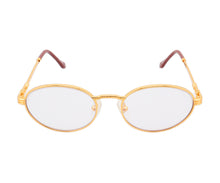 VF Pac 18KT Gold (Blue Light Blocker), VF Masterpiece, glasses frames, eyeglasses online, eyeglass frames, mens glasses, womens glasses, buy glasses online, designer eyeglasses, vintage sunglasses, retro sunglasses, vintage glasses, sunglass, eyeglass, glasses, lens, vintage frames company, vf