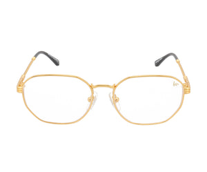 VF Kids Detroit Player 18KT Gold (Clear), VF Kids, glasses frames, eyeglasses online, eyeglass frames, mens glasses, womens glasses, buy glasses online, designer eyeglasses, vintage sunglasses, retro sunglasses, vintage glasses, sunglass, eyeglass, glasses, lens, vintage frames company, vf