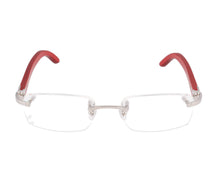 Cartier C-Decor 140 Silver (Red), Cartier, glasses frames, eyeglasses online, eyeglass frames, mens glasses, womens glasses, buy glasses online, designer eyeglasses, vintage sunglasses, retro sunglasses, vintage glasses, sunglass, eyeglass, glasses, lens, vintage frames company, vf