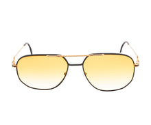 Hilton Exclusive 16 3 20KT Gold Plated (Honey Yellow) Front, Hilton, glasses frames, eyeglasses online, eyeglass frames, mens glasses, womens glasses, buy glasses online, designer eyeglasses, vintage sunglasses, retro sunglasses, vintage glasses, sunglass, eyeglass, glasses, lens, vintage frames company, vf
