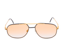 Hilton Exclusive 16 3 20KT Gold Plated (Light Orange), Hilton, glasses frames, eyeglasses online, eyeglass frames, mens glasses, womens glasses, buy glasses online, designer eyeglasses, vintage sunglasses, retro sunglasses, vintage glasses, sunglass, eyeglass, glasses, lens, vintage frames company, vf