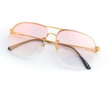 Snatch Bevel 18KT Drill Mount Gold (Pastel Pink), VF Drill Mount, glasses frames, eyeglasses online, eyeglass frames, mens glasses, womens glasses, buy glasses online, designer eyeglasses, vintage sunglasses, retro sunglasses, vintage glasses, sunglass, eyeglass, glasses, lens, vintage frames company, vf