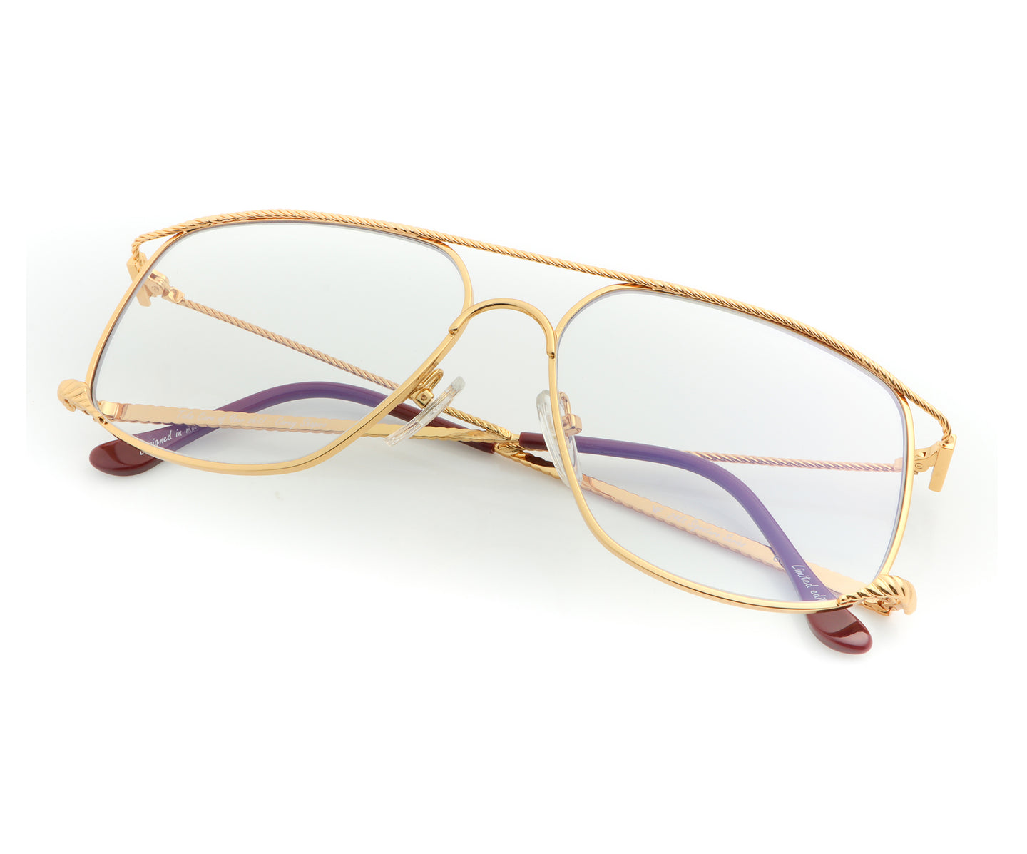VF The Butcher 24KT Gold (Blue Light Blocker), VF Masterpiece , glasses frames, eyeglasses online, eyeglass frames, mens glasses, womens glasses, buy glasses online, designer eyeglasses, vintage sunglasses, retro sunglasses, vintage glasses, sunglass, eyeglass, glasses, lens, vintage frames company, vf