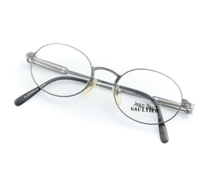 Jean Paul Gaultier 55-5104 3, Jean Paul Gaultier, glasses frames, eyeglasses online, eyeglass frames, mens glasses, womens glasses, buy glasses online, designer eyeglasses, vintage sunglasses, retro sunglasses, vintage glasses, sunglass, eyeglass, glasses, lens, vintage frames company, vf
