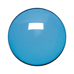 013 - Blue Tint Solid Regular Curve Lens