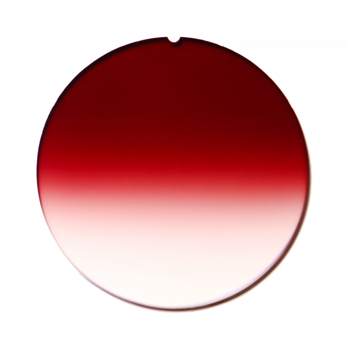 102 - Burgundy Gradient Flat Lens (Base 2)