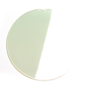 , 266 - Clear Flash Green Flat Lens, Vintage Frames Company, glasses frames, eyeglasses online, eyeglass frames, mens glasses, womens glasses, buy glasses online, designer eyeglasses, vintage sunglasses, retro sunglasses, vintage glasses, sunglass, eyeglass, glasses, lens, vintage frames company, vf