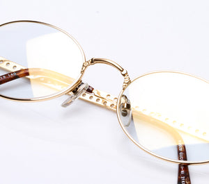 Paolo Gucci 7451 21k Special Edition Flash Gold Plated Lenses