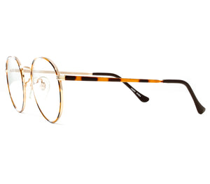 VF by Vintage Frames Killmonger (Clear Lens) Side