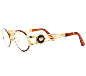 CB F173 24 Special Edition Flash Gold Side, CB, glasses frames, eyeglasses online, eyeglass frames, mens glasses, womens glasses, buy glasses online, designer eyeglasses, vintage sunglasses, retro sunglasses, vintage glasses, sunglass, eyeglass, glasses, lens, vintage frames company, vf