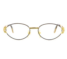 Charme 7535 201 Special Edition Flash Gold Front, Charme, glasses frames, eyeglasses online, eyeglass frames, mens glasses, womens glasses, buy glasses online, designer eyeglasses, vintage sunglasses, retro sunglasses, vintage glasses, sunglass, eyeglass, glasses, lens, vintage frames company, vf
