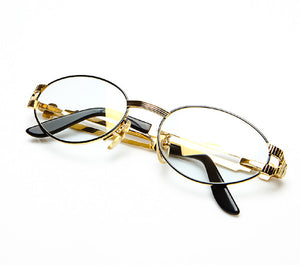Charme 7535 201 Special Edition Flash Gold Thumbnail, Charme, glasses frames, eyeglasses online, eyeglass frames, mens glasses, womens glasses, buy glasses online, designer eyeglasses, vintage sunglasses, retro sunglasses, vintage glasses, sunglass, eyeglass, glasses, lens, vintage frames company, vf
