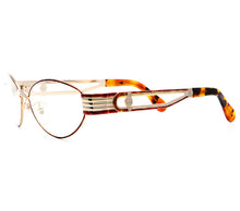 Charme MF 67 226 Special Edition Flash Gold Side, Charme, glasses frames, eyeglasses online, eyeglass frames, mens glasses, womens glasses, buy glasses online, designer eyeglasses, vintage sunglasses, retro sunglasses, vintage glasses, sunglass, eyeglass, glasses, lens, vintage frames company, vf