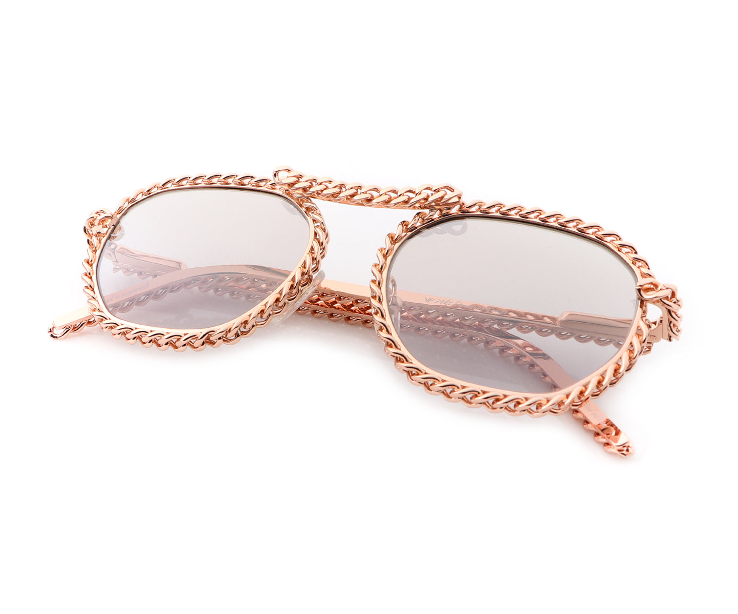 VF Full Cuban Detroit Player 24KT Rose Gold (Smoke Gray), VF Masterpiece , glasses frames, eyeglasses online, eyeglass frames, mens glasses, womens glasses, buy glasses online, designer eyeglasses, vintage sunglasses, retro sunglasses, vintage glasses, sunglass, eyeglass, glasses, lens, vintage frames company, vf