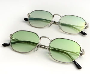 VF Father & Son Detroit Player 18KT White Gold (Money Green), VF Kids, glasses frames, eyeglasses online, eyeglass frames, mens glasses, womens glasses, buy glasses online, designer eyeglasses, vintage sunglasses, retro sunglasses, vintage glasses, sunglass, eyeglass, glasses, lens, vintage frames company, vf