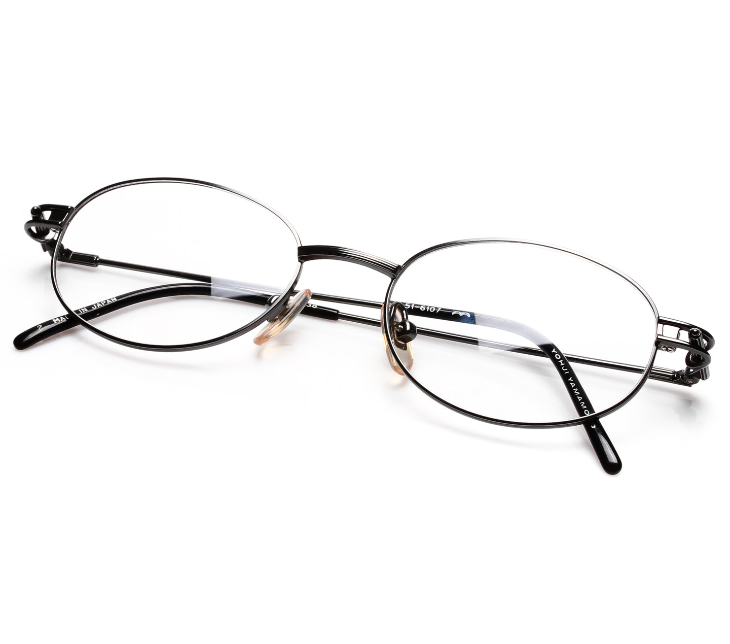 Yohji Yamamoto 51 6107 Thumbnail, Yohji Yamamoto , glasses frames, eyeglasses online, eyeglass frames, mens glasses, womens glasses, buy glasses online, designer eyeglasses, vintage sunglasses, retro sunglasses, vintage glasses, sunglass, eyeglass, glasses, lens, vintage frames company, vf