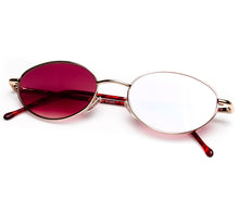 VF by Vintage Frames Pac Resurrection (Plum Gradient Flash Silver Lens) Thumbnail,VF by Vintage Frames , glasses frames, eyeglasses online, eyeglass frames, mens glasses, womens glasses, buy glasses online, designer eyeglasses, vintage sunglasses, retro sunglasses, vintage glasses, sunglass, eyeglass, glasses, lens, vintage frames company, vf