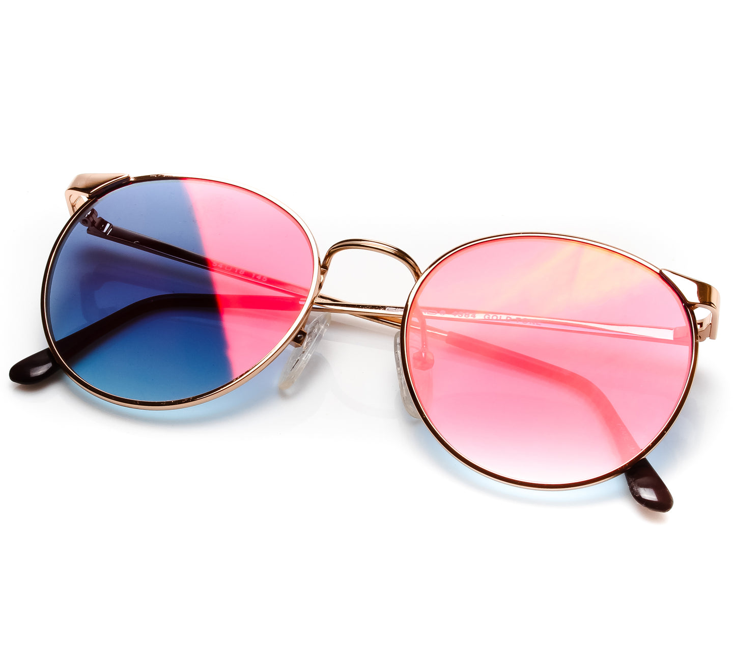 VF by Vintage Frames Fetish (Mauve Two Tone Gradient Multi Flash Flat Lens) Thumbnail