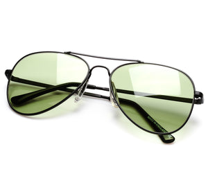 VF by Vintage Frames Escobar 2 (Money Green Lens)