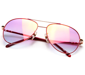 VF by Vintage Frames Lefty (Candy Pink Gradient Multi Flash Lens)