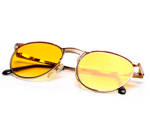 VF by Vintage Frames Double Barrel (Yellow Metro Gradient Lens) Thumbnail