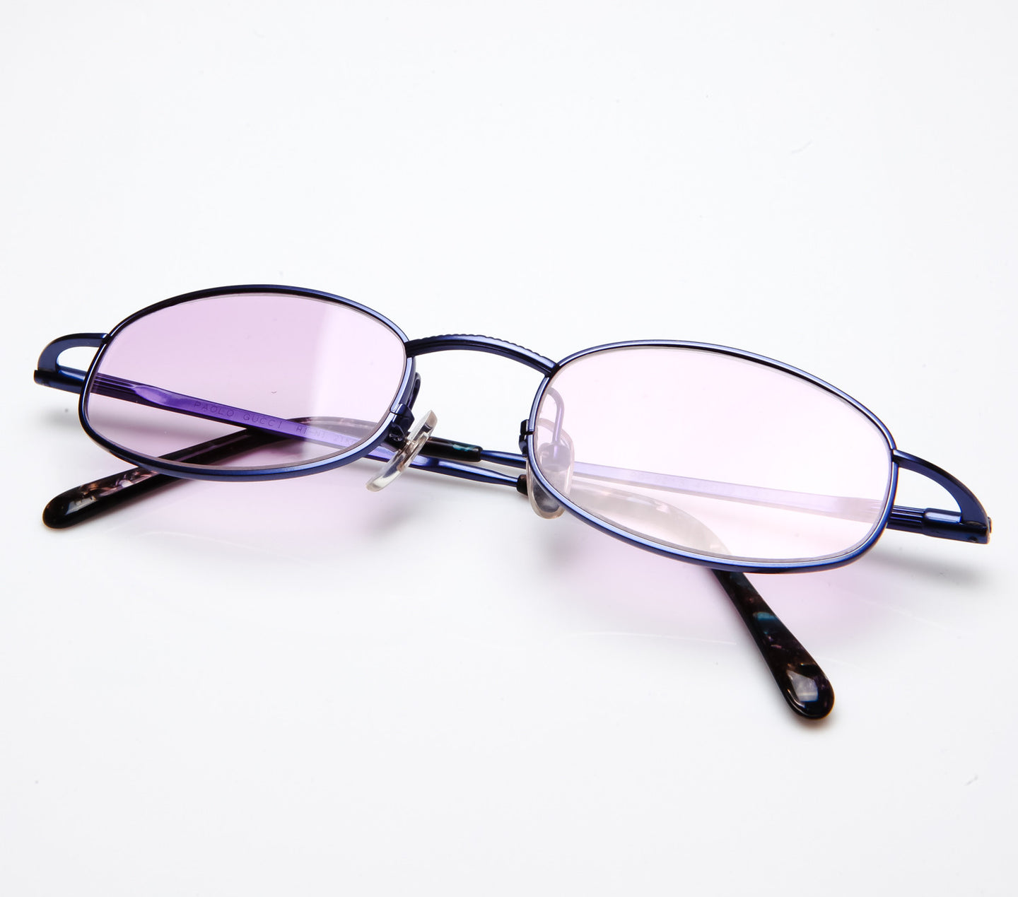 Paolo Gucci 8213 Violet 21K Gold Plated