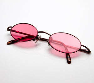 Paolo Gucci 7448 HINI 21K Gold Plated Flat Lens