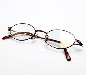 Paolo Gucci 7456 HINI 21k Gold Plated Flash Gold Special Edition Flat Lens
