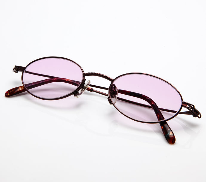 Paolo Gucci 7456 H1N1 21k Gold Plated Flat Lens