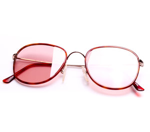 Flossy Deluxe Dusty Rose Thumbnail, VF by Vintage Frames, glasses frames, eyeglasses online, eyeglass frames, mens glasses, womens glasses, buy glasses online, designer eyeglasses, vintage sunglasses, retro sunglasses, vintage glasses, sunglass, eyeglass, glasses, lens, vintage frames company, vf