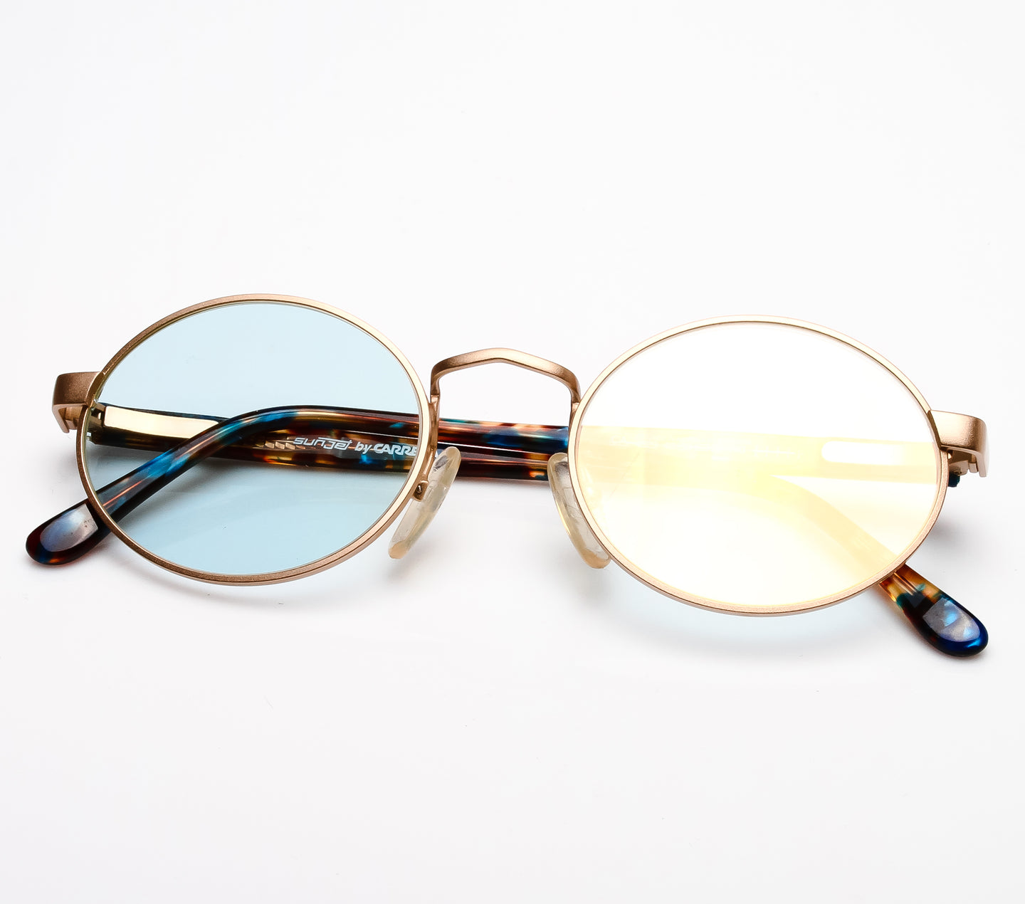 Carrera 4329 (Clear Flash Gold Flat Lens) Thumbnail