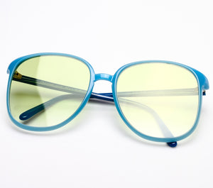 VF by Vintage Frames Ivy (Field Green Gradient Flat Lens), VF by Vintage Frames, vintage frames, vintage frame, vintage sunglasses, vintage glasses, retro sunglasses, retro glasses, vintage glasses, vintage designer sunglasses, vintage design glasses, eyeglass frames, glasses frames, sunglass frames, sunglass, eyeglass, glasses, lens, jewelry, vintage frames company, vf