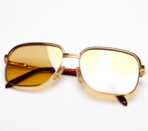 Bentley Set 28 GOLD (Amber Lens), Bentley, vintage frames, vintage frame, vintage sunglasses, vintage glasses, retro sunglasses, retro glasses, vintage glasses, vintage designer sunglasses, vintage design glasses, eyeglass frames, glasses frames, sunglass frames, sunglass, eyeglass, glasses, lens, jewelry, vintage frames company, vf