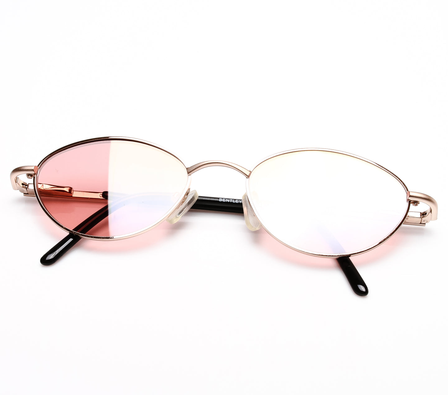 Bentley L203 (Dusty Rose Flat Lens) Thumbnail, Bentley , glasses frames, eyeglasses online, eyeglass frames, mens glasses, womens glasses, buy glasses online, designer eyeglasses, vintage sunglasses, retro sunglasses, vintage glasses, sunglass, eyeglass, glasses, lens, vintage frames company, vf