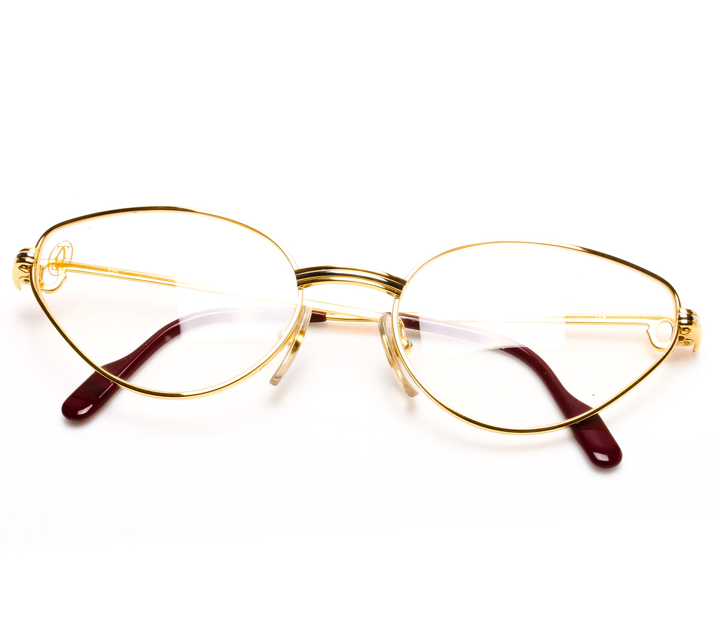 Cartier Rivoli Thumbnail, Cartier , glasses frames, eyeglasses online, eyeglass frames, mens glasses, womens glasses, buy glasses online, designer eyeglasses, vintage sunglasses, retro sunglasses, vintage glasses, sunglass, eyeglass, glasses, lens, vintage frames company, vf