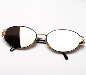 Carolina Herrera CH 720 (Dark Smoke Mirror Flat Lens)