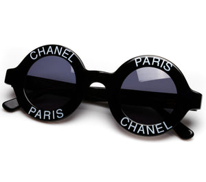Chanel 01945 94305 Thumbnail, Chanel, glasses frames, eyeglasses online, eyeglass frames, mens glasses, womens glasses, buy glasses online, designer eyeglasses, vintage sunglasses, retro sunglasses, vintage glasses, sunglass, eyeglass, glasses, lens, vintage frames company, vf