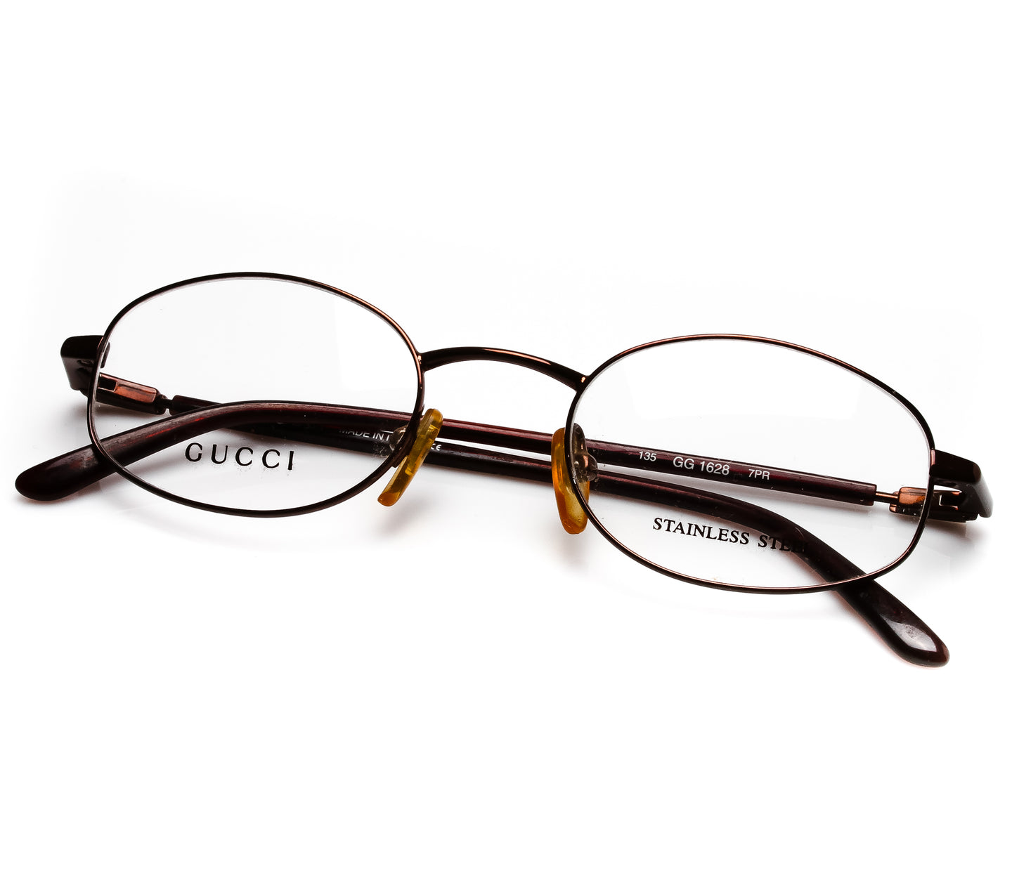 Gucci 1628 7PR Thumbnail, Gucci , glasses frames, eyeglasses online, eyeglass frames, mens glasses, womens glasses, buy glasses online, designer eyeglasses, vintage sunglasses, retro sunglasses, vintage glasses, sunglass, eyeglass, glasses, lens, vintage frames company, vf