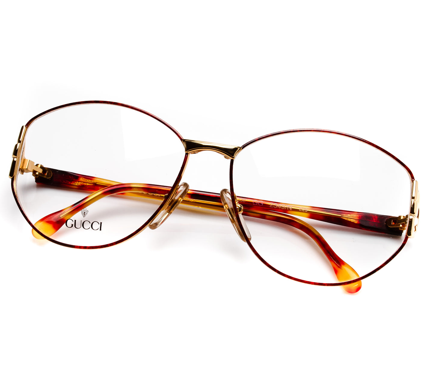 Gucci 2349/N E25 Thumbnail, Gucci , glasses frames, eyeglasses online, eyeglass frames, mens glasses, womens glasses, buy glasses online, designer eyeglasses, vintage sunglasses, retro sunglasses, vintage glasses, sunglass, eyeglass, glasses, lens, vintage frames company, vf