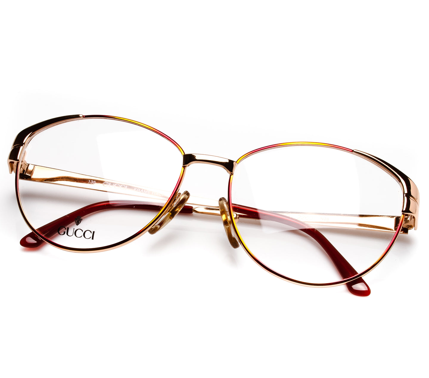 Gucci 2260 N28 Thumbnail, Gucci , glasses frames, eyeglasses online, eyeglass frames, mens glasses, womens glasses, buy glasses online, designer eyeglasses, vintage sunglasses, retro sunglasses, vintage glasses, sunglass, eyeglass, glasses, lens, vintage frames company, vf