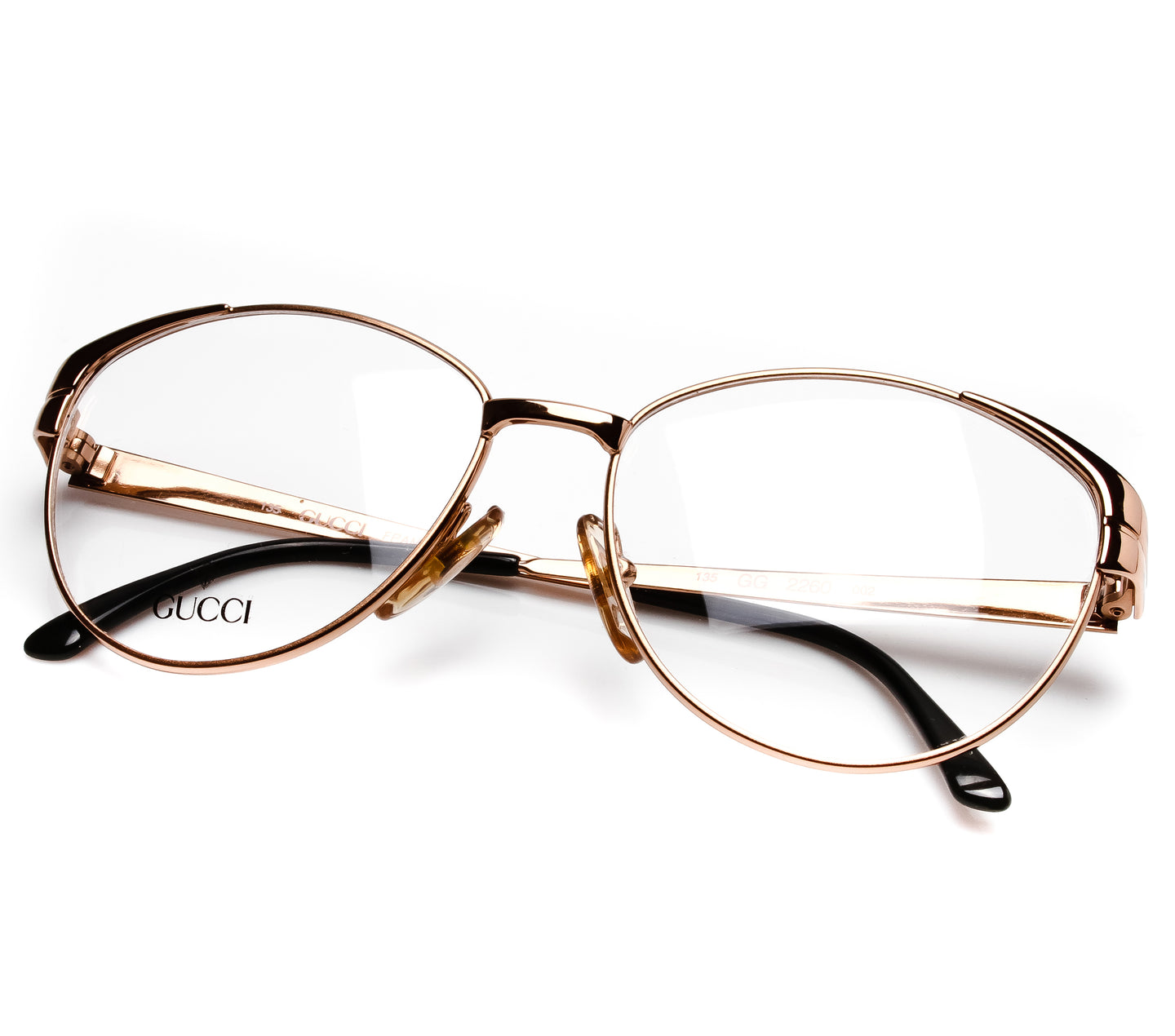 Gucci 2260 002 Thumbnail, Gucci , glasses frames, eyeglasses online, eyeglass frames, mens glasses, womens glasses, buy glasses online, designer eyeglasses, vintage sunglasses, retro sunglasses, vintage glasses, sunglass, eyeglass, glasses, lens, vintage frames company, vf