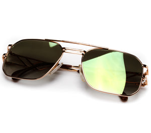 Neostyle Boutique 306822 ( Moss Green Gradient Flash Green Flat Lens )