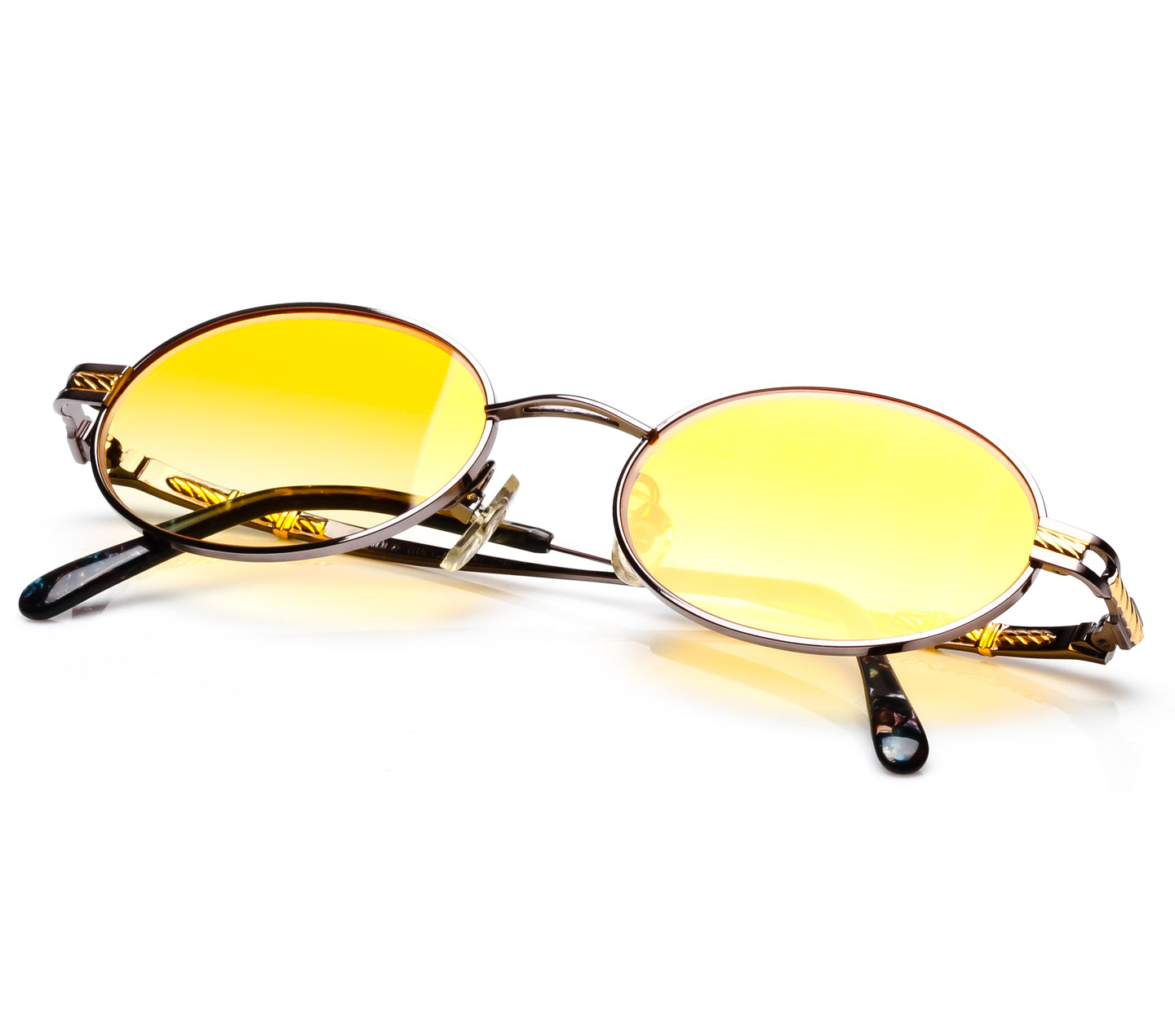 Paolo Gucci 7223 21KGP (Yellow Metro Gradient Flash Gold) Thumbnail, Paolo Gucci , glasses frames, eyeglasses online, eyeglass frames, mens glasses, womens glasses, buy glasses online, designer eyeglasses, vintage sunglasses, retro sunglasses, vintage glasses, sunglass, eyeglass, glasses, lens, vintage frames company, vf