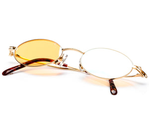 Paolo Gucci 7456 HINI 21k Gold Plated (Yellow Multi Flash) Thumbnail, Paolo Gucci, glasses frames, eyeglasses online, eyeglass frames, mens glasses, womens glasses, buy glasses online, designer eyeglasses, vintage sunglasses, retro sunglasses, vintage glasses, sunglass, eyeglass, glasses, lens, vintage frames company, vf