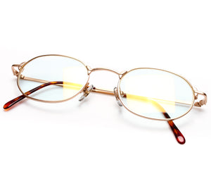 VF by Vintage Frames Genius (Clear Flash Gold) Thumbnail
