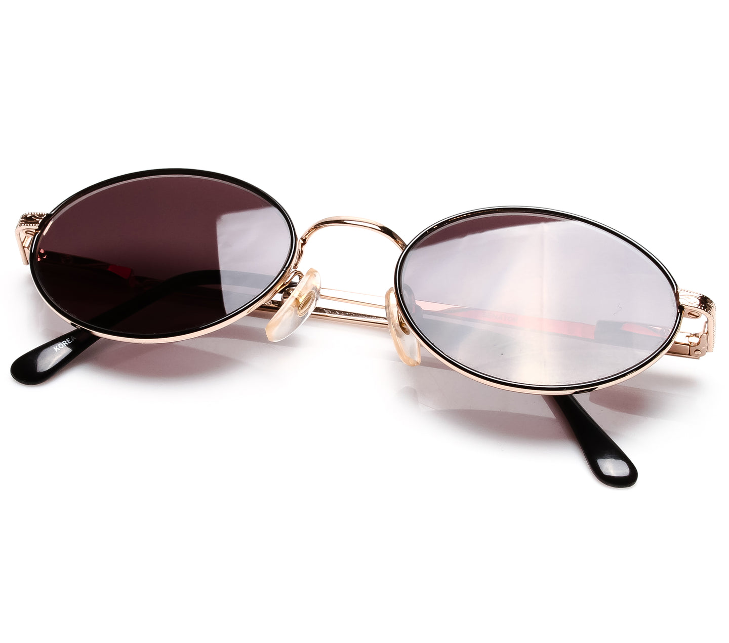VF by Vintage Frames The Firm Grail (Black Flat Lens) Thumbnail