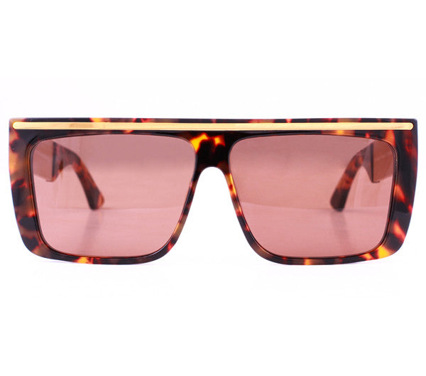Vintage Frames by Corey Shapiro Love/Hate II Tortoise/Gold Front