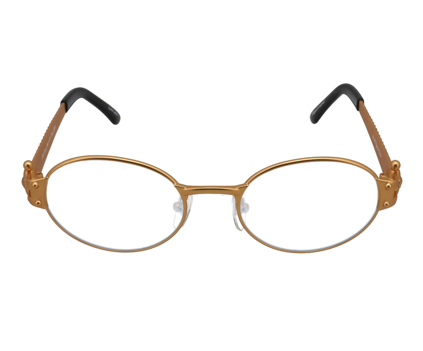 VF 2000 24KT Satin Gold Masterpiece (Yellow Multiflash), VF Masterpiece , glasses frames, eyeglasses online, eyeglass frames, mens glasses, womens glasses, buy glasses online, designer eyeglasses, vintage sunglasses, retro sunglasses, vintage glasses, sunglass, eyeglass, glasses, lens, vintage frames company, vf