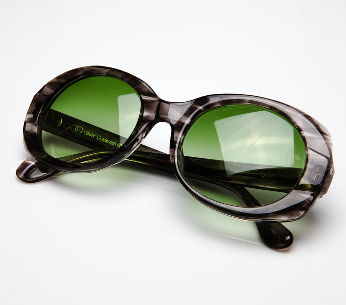 Oliver Goldsmith Black Ink QOM