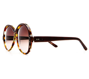 Oliver Goldsmith Chocolate Leopard BONNY (1978), oliver Goldsmith, glasses frames, eyeglasses online, eyeglass frames, mens glasses, womens glasses, buy glasses online, designer eyeglasses, vintage sunglasses, retro sunglasses, vintage glasses, sunglass, eyeglass, glasses, lens, vintage frames company, vf